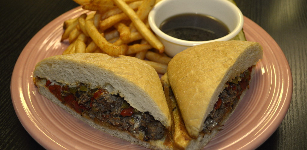 Southwest French Dip